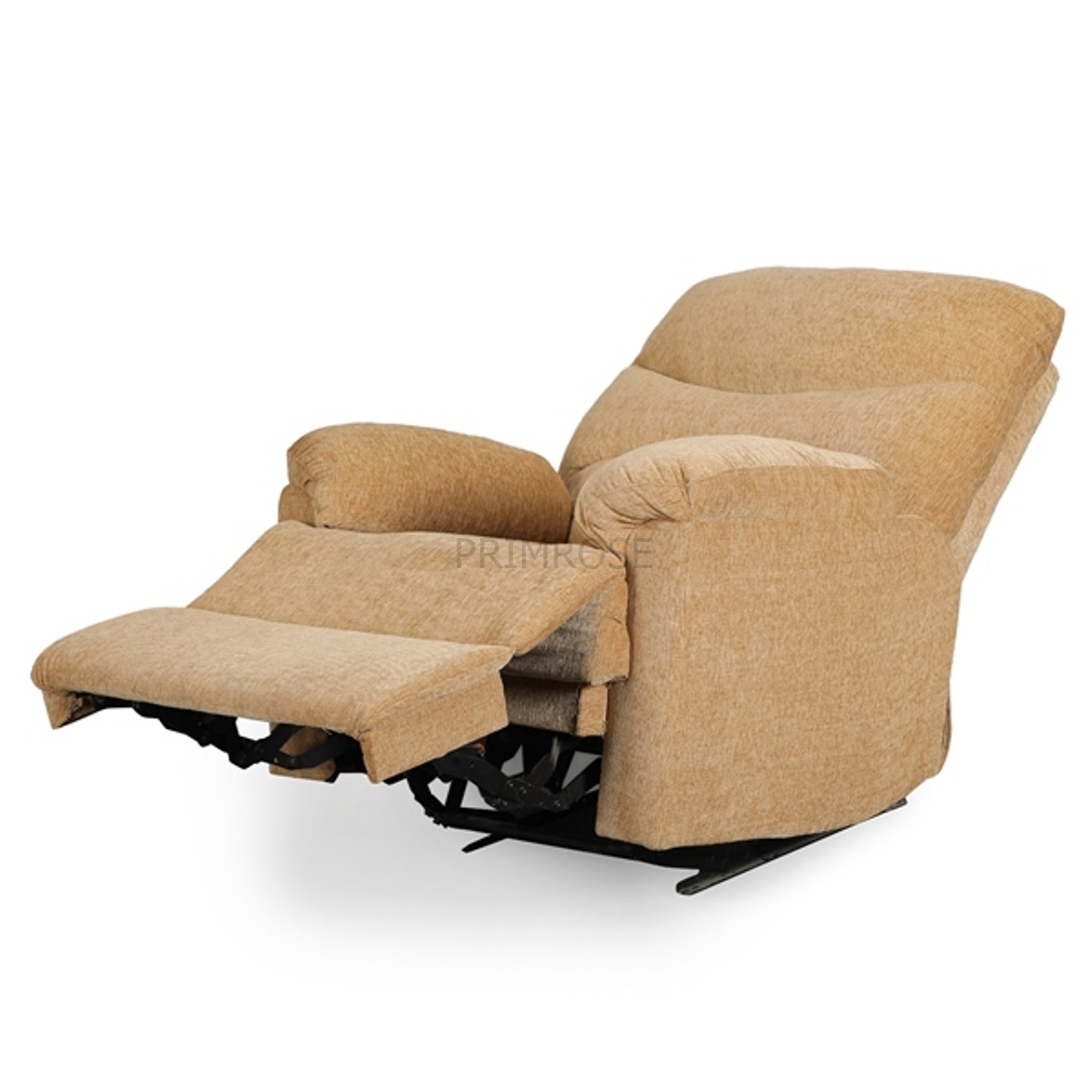 Premium Molphino Manual Recliner     1 Seater Beige